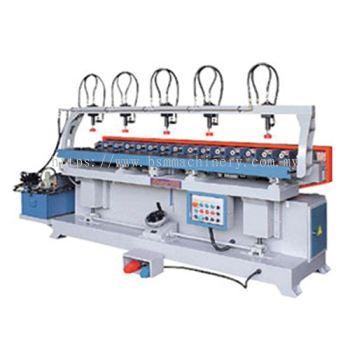 LMM-816 (8ft. Length 16 Spindle Oscillating Mortiser)