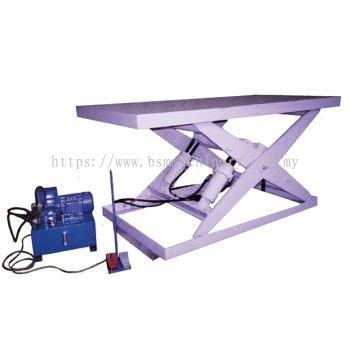 SYO-4x8LT (Hydraulic Lifting Table)