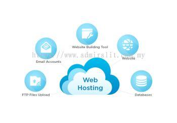 Domain Registration & Email Hosting