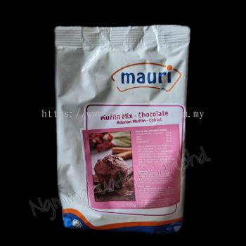 MAURI Muffin Mix - Chocolate 500gm