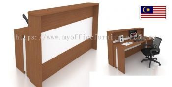 MY-PIS RECEPTION 5' COUNTER (RM 692.00/UNIT)