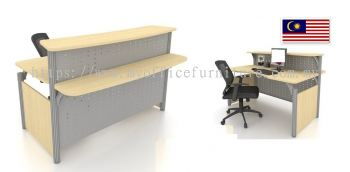 MY-PHA RECEPTION 5' COUNTER (RM 1,568.00/UNIT)
