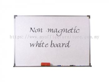 NON MAGNETIC WHITEBOARD (RM 41.00/UNIT)