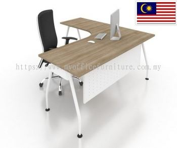 MY-AL L-SHAPE TABLE WITH A-LEG (RM 921.00/UNIT)