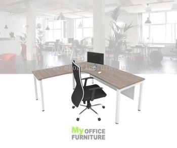 MY-UL L-SHAPE TABLE WITH U-LEG (RM 821.00/UNIT)