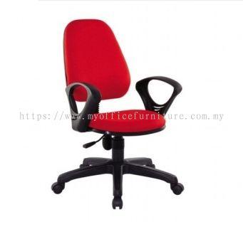MY-922A OFFICE TYPIST CHAIRS -C/W ARMREST (RM 183.00/UNIT)