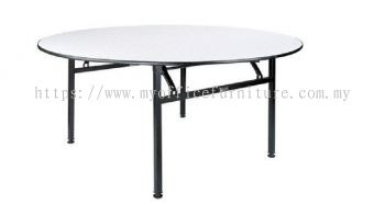 FOLDABLE ROUND TABLE (RM 182.00/UNIT)