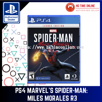 PS4 MARVEL'S SPIDER-MAN: MILES MORALES | PS4 GAMES R3