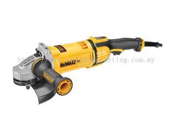 """DeWalt 7"""" 8,500 RPM 4.9 HP ANGLE GRINDER (DWE4597N)"""