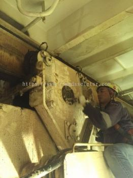 Monorail Gear Tooth Renewal Work