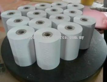Thermal Receipt Paper Rolls 80mm X 60mm X 12mm (100 Rolls)