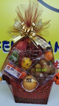 Fruit hamper Rm300