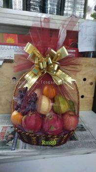 Fruit hamper Rm80