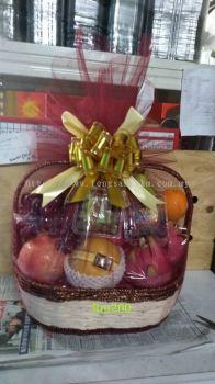 Fruit hamper Rm200
