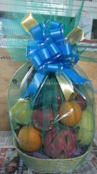 Fruit hamper Rm60