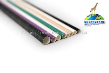 Paper Straw (6mm,8mm,12mm)