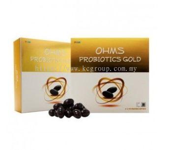 OHMS Probiotics Gold 60's