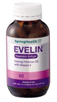 SPRING HEALTH EVELIN (60��S)