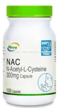 NOVA NAC N-Acetyl-Cysteine 300mg (100's)