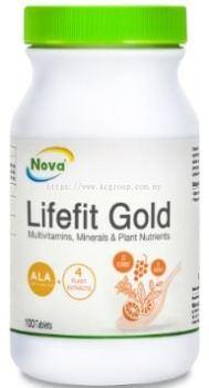 NOVA Lifefit Gold (100's)