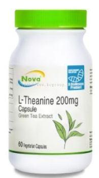NOVA L-Theanine 200mg (60'S)