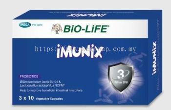 BIOLIFE IMUNIX (capsules) (30��S)