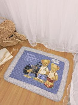 50*70cm Cotton floor mat
