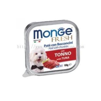 MONGE DOG 100G -TUNA