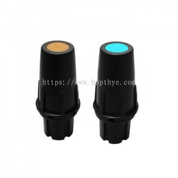 PLASTIC ADJUSTABLE HOLLOW CONE NOZZLE