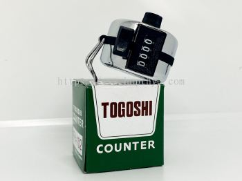 TOGOSHI TALLY COUNTER