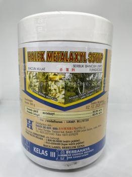 HALEX METALAXYL 35WP
