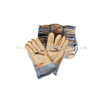 Semi Leather Glove