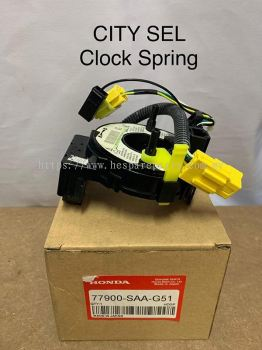 Honda City SEL Genuine Clock Spring