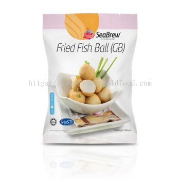 Fried Fish Ball (GB)