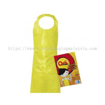 Disposible CPE Apron