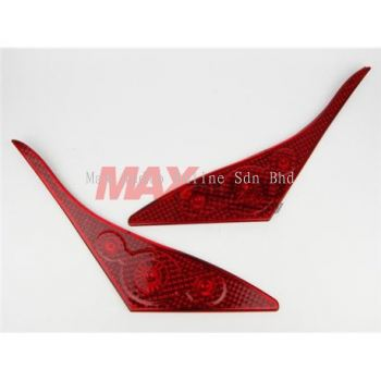 PROTON GEN2/ PERSON Super Cool Elegant Style Bright & Safety Rear Tail Lamp Reflector [AP-66]