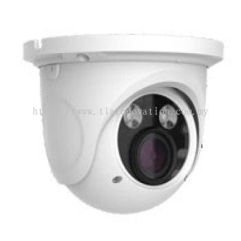 CNC3612M �C 5MP Motorized IR IP Dome Camera