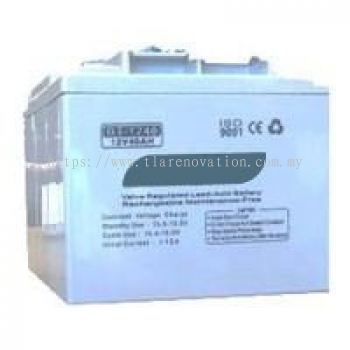 12V 65AH Deep Cycle Solar Battery