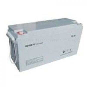 BT-12150 �C 112V 150AH Deep Cycle Solar Battery