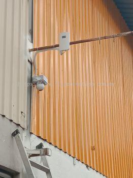 Wireless & LAN port Network Cable IP PTZ Camera
