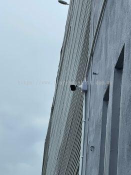 CCTV TesPro High Resolution Installation Job At Selangor Valley Malaysia