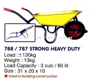 788 - 787 STRONG HEAVY DUTY
