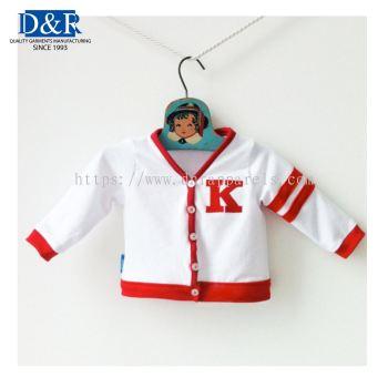 Baby customised sweater, Premium soft cotton fabric