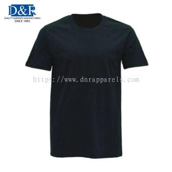 Unisex Basic Plain T-shirt, 100% Cotton, Customizable, Premium Cotton Quality