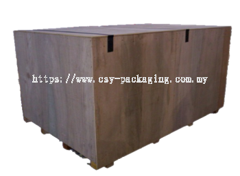 Wooden Case Packing