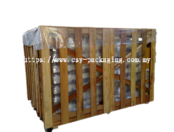 Wooden Crate Packing
