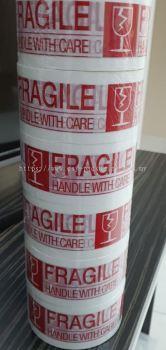 OPP FRAGILE Tape