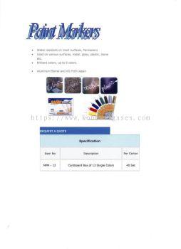 (T009) Paint Marker