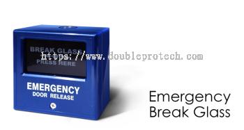 EMERGENCY BREAK GLASS