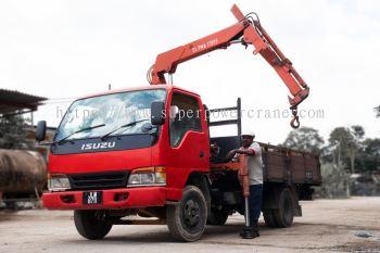 3Ton Lorry Crane